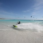 kite surf spiagge bianche