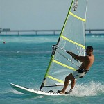 Wind Surf alle Spiagge Bianche