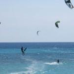 Acrobazia con il kite