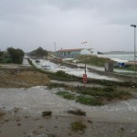 fosso mareggiata
